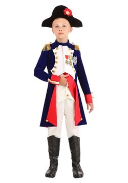 Kid's Napoleon Bonaparte Costume