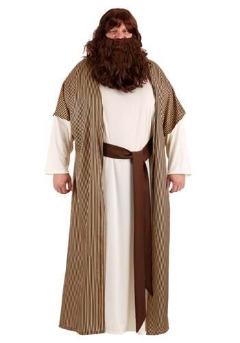 Plus Size Mens Nativity Joseph Costume