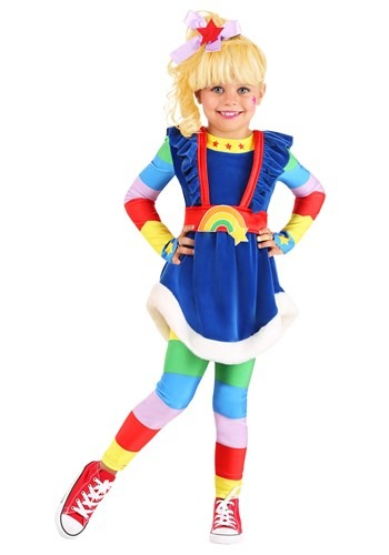 Rainbow Brite Costume for Toddlers
