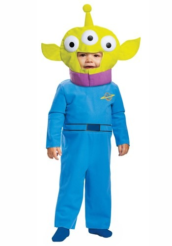 Disney Toy Story Infant Alien Costume