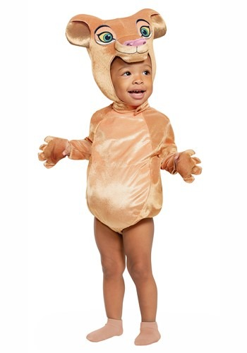 Click Here to buy The Lion King Baby Nala Costume from HalloweenCostumes, CDN Funds & Shipping