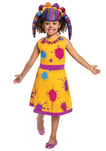 Click Here to buy Super Monsters Zoe Walker Classic Costume for Toddlers from HalloweenCostumes, CDN Funds & Shipping