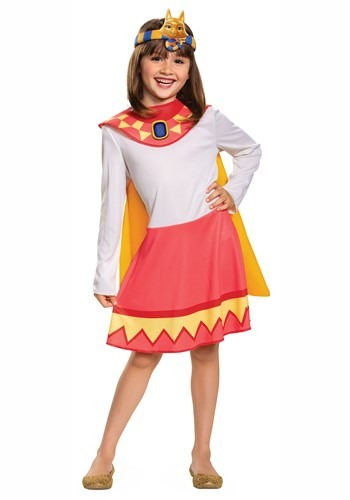 Click Here to buy Super Monsters Cleo Graves Classic Costume for Toddlers from HalloweenCostumes, CDN Funds & Shipping