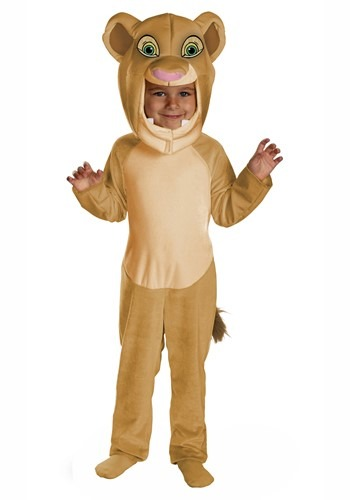 Click Here to buy The Lion King Toddler Nala Classic Costume from HalloweenCostumes, CDN Funds & Shipping