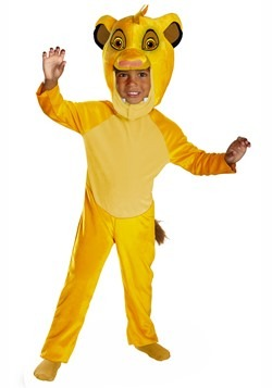 Lion King Toddler Simba Classic Costume