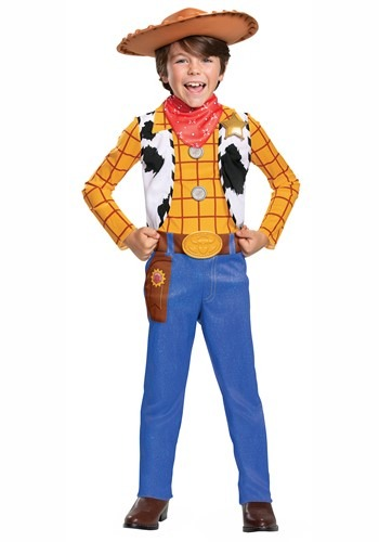 The Toy Story Toddler Woody Classic Costume