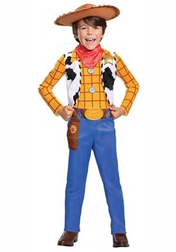 Toy Story Toddler Woody Classic Costume
