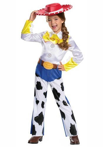 The Toy Story Toddler Jessie Classic Costume