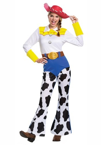 Womens Toy Story Jessie Classic Costume