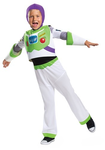 The Toy Story Toddler Buzz Lightyear Classic Costume