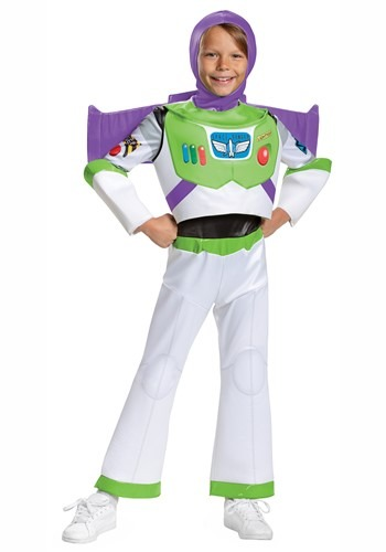Toy Story Toddler Buzz Lightyear Deluxe Costume