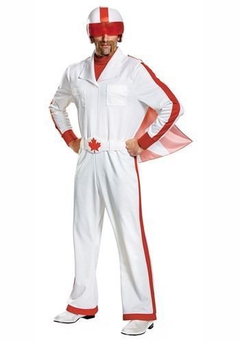Duke Caboom Toy Story Adult Deluxe Costume