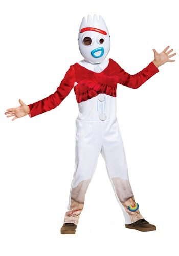 Click Here to buy Toy Story Forky Classic Costume for Toddlers - Kids Forky Costume from HalloweenCostumes, CDN Funds & Shipping