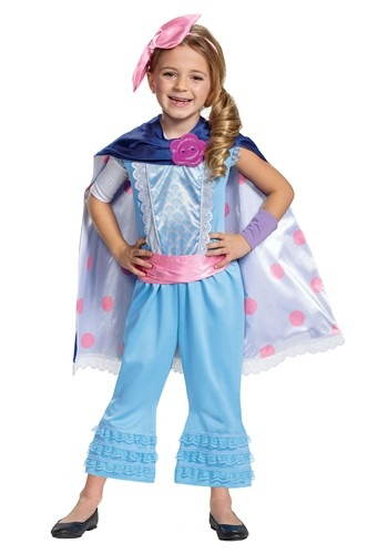 The Toy Story Girls Bo Peep Deluxe Costume