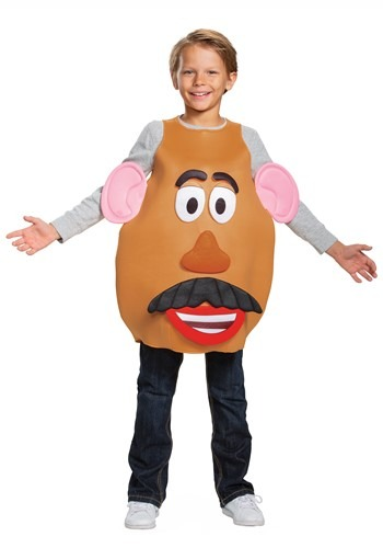 Disney Toy Story Toddler Mr/Mrs Potato Head Deluxe Costume