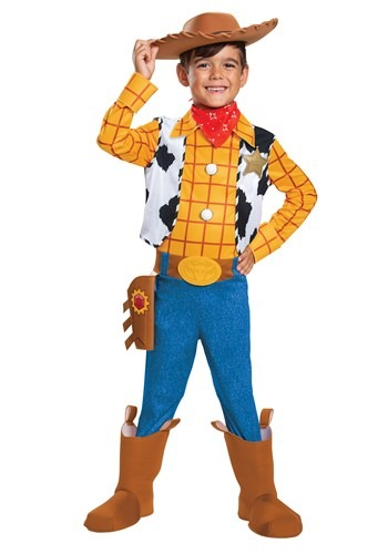 Toddler Toy Story Woody Deluxe Costume