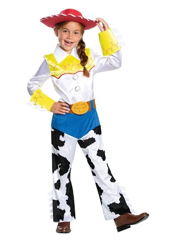 Toy Story Jessie Deluxe Costume for Girls