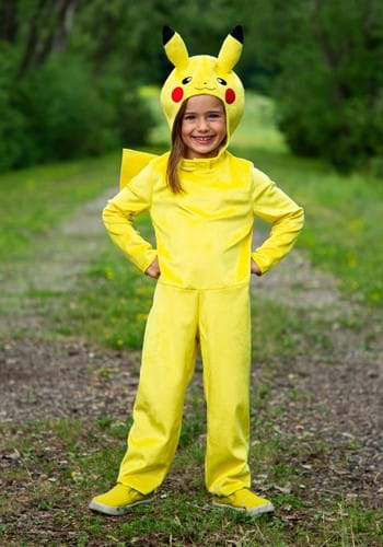 Nintendo Pokemon Toddler Pikachu Classic Costume
