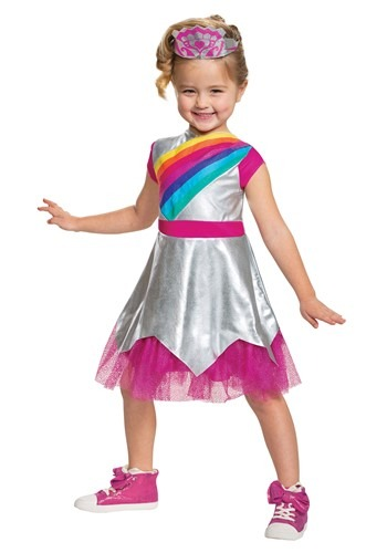 Click Here to buy Rainbow Rangers Rosie Redd Classic Kids Costume from HalloweenCostumes, CDN Funds & Shipping