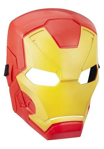 Click Here to buy Iron Man Avengers Hero Mask from HalloweenCostumes, CDN Funds & Shipping