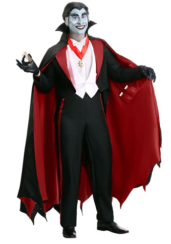 The Munsters Plus Size Grandpa Munster Costume for Men