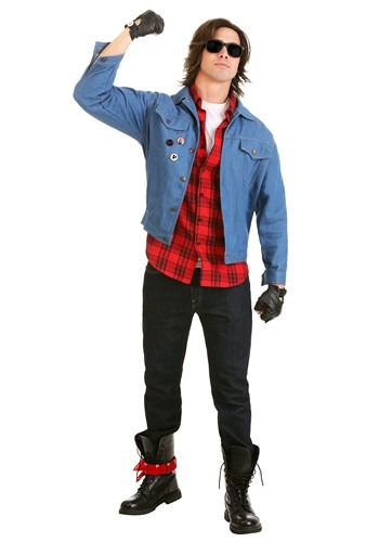 The Breakfast Club John Bender Costume for Men