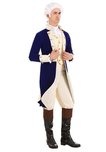 Alexander Hamilton Costume for Men