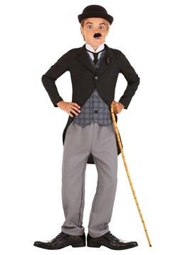 Boy's Charlie Chaplin Costume