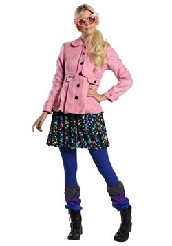 Harry Potter Women's Premium Luna Lovegood Costume