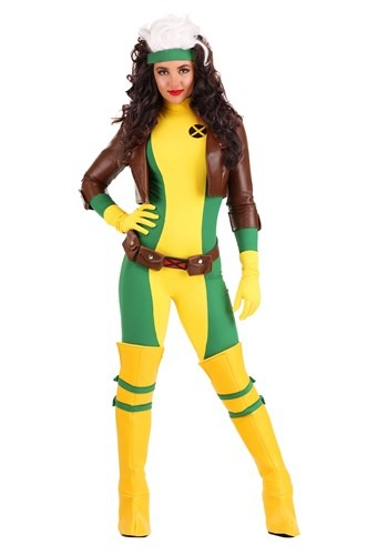 Womens X-Men Rogue Premium Costume
