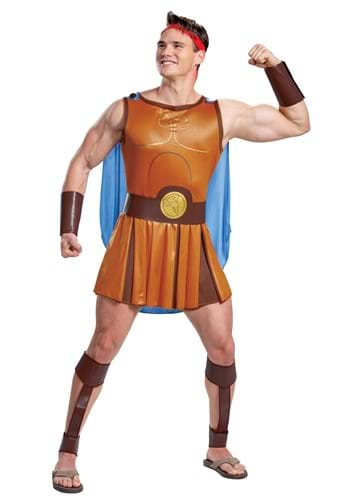 Click Here to buy Disney Hercules Adult Hercules Costume from HalloweenCostumes, CDN Funds & Shipping