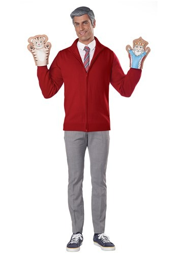 Click Here to buy Friendly Neighbor Mens Costume from HalloweenCostumes, CDN Funds & Shipping