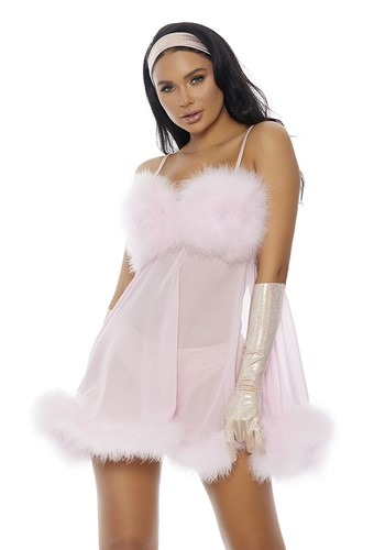 Click Here to buy Femme For Real Womens Costume from HalloweenCostumes, CDN Funds & Shipping