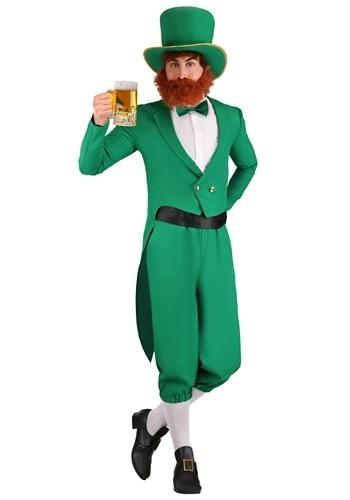 Men's Lucky Leprechaun Costume
