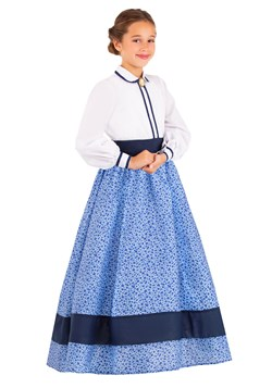 Girl's Prairie Dress Costume