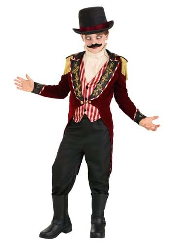 Scary Boys Ringmaster Costume