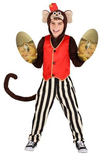 Kid's Circus Monkey Costume