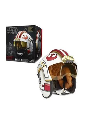Luke Skywalker Star Wars The Black Series Electronic Helmet