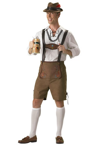 Click Here to buy Oktoberfest Guy Costume from HalloweenCostumes, CDN Funds & Shipping