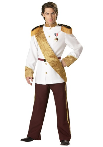 Click Here to buy Elite Prince Charming Costume from HalloweenCostumes, CDN Funds & Shipping