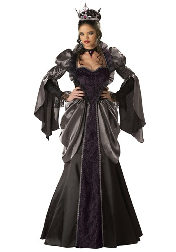 Click Here to buy Womens Wicked Queen Costume from HalloweenCostumes, CDN Funds & Shipping
