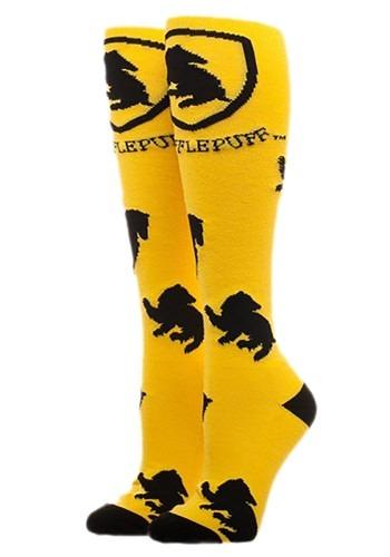 Hufflepuff Knee High Socks Harry Potter