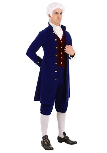 Thomas Jefferson Costume for Men