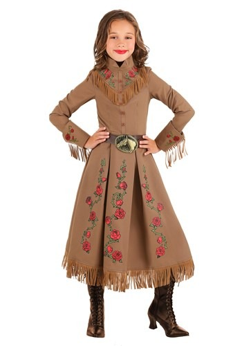 Annie Oakley Cowgirl Costume for Girls