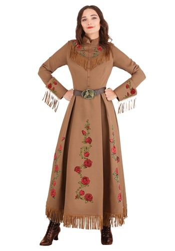 Click Here to buy Annie Oakley Cowgirl Womens Costume from HalloweenCostumes, CDN Funds & Shipping