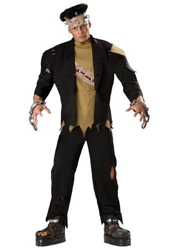 Click Here to buy Monster Man Costume from HalloweenCostumes, CDN Funds & Shipping
