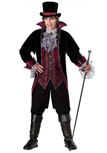 Click Here to buy Versailles Vampire Costume from HalloweenCostumes, CDN Funds & Shipping