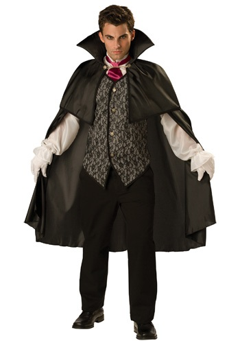 Click Here to buy Midnight Vampire Costume from HalloweenCostumes, CDN Funds & Shipping