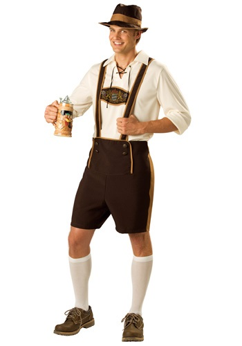 Traditional German Costume
