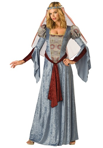 Click Here to buy Enchanting Maid Marion Costume from HalloweenCostumes, CDN Funds & Shipping
